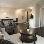 open floor plan at Broadleaf Boulevard Apartments in Manchester CT
